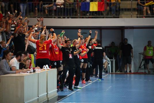 20 de jucătoare din lotul pentru CM de handbal, convocate de selecţionerul Ambros Martin pentru Trofeul Carpaţi