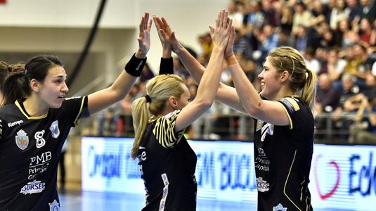 VIDEO | CSM Bucureşti câştigă în Slovenia, scor 33-30. Neagu şi Curea au făcut spectacol!