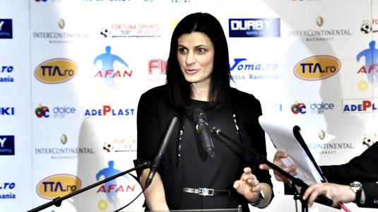 Narcisa Lecuşanu a fost aleasă în funcţia de membru al Comitetului Executiv al IHF