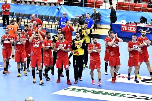Dinamo Bucureşti, a şaptea înfrângere în Liga Campionilor la handbal masculin