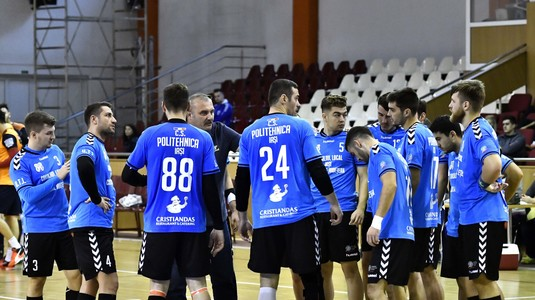 S-au tras la sorţi optimile Cupei României la handbal masculin