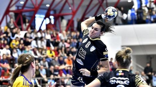"""Veste proastă pentru România cu mai puţin de două săptămâni înaintea Mondialului de handbal feminin: """"Are o problemă la umăr"""""""