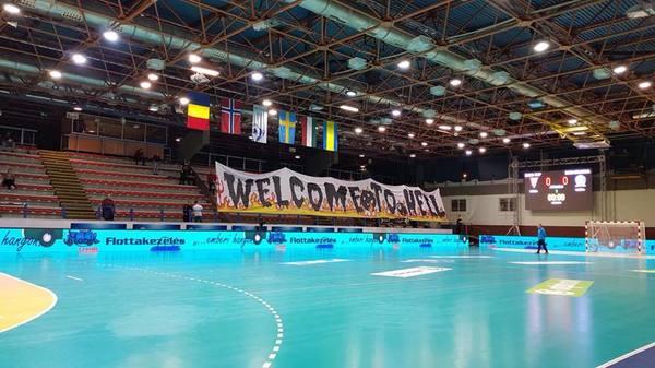 SCM Craiova s-a calificat în grupele Cupei EHF la handbal feminin. Cum au fost intâmpinate handbalistele în Ungaria