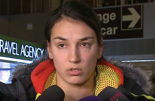 Cristina Neagu, cu lacrimi în ochi la aeroport! Căpitanul naţionalei a făcut o analiză tranşantă după ce România a fost eliminată de Cehia