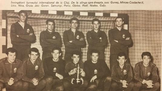 """50 de ani de la momentul in care România îl dădea pe """"Monsieur Handball"""""""