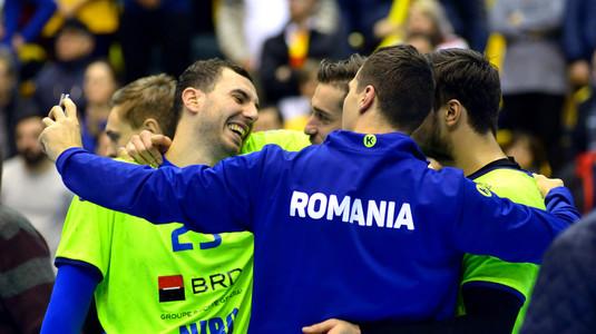 VIDEO | România obţine victoria cu Insulele Feroe şi devine liderul grupei 3 din preliminariile CM de handbal masculin