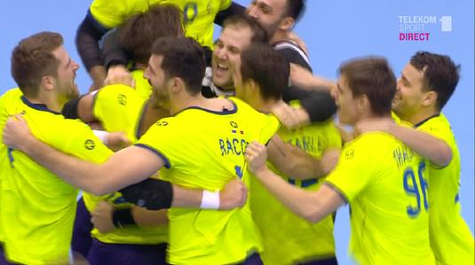VIDEO | România s-a calificat la barajul pentru Cupa Mondială, după un meci dramatic cu Ucraina!