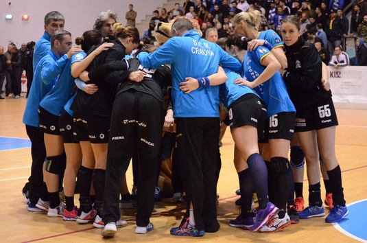 SCM Craiova - Randers HK, scor 23-17, în grupele Cupei EHF la handbal feminin