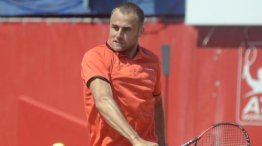 Marius Copil l-a învins pe Pouille şi s-a calificat în sferturi la turneul de la Metz