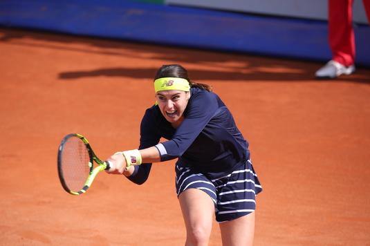 Sorana Cîrstea a pierdut surprinzător în sferturile de finală ale Korea Open
