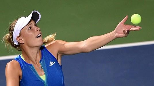 7 cu noroc! Wozniacki a spart seria ghinioanelor: primul turneu câştigat, după 6 finale pierdute în 2017
