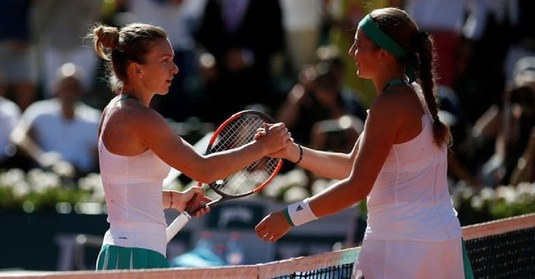 """""""Bis"""", la patru luni după victoria cu Halep. Ostapenko, un nou titlu în WTA"""