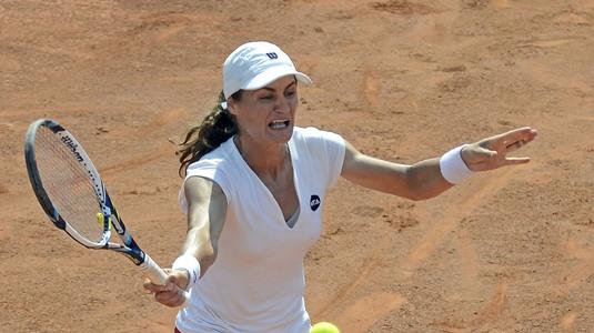 Monica Niculescu, meci foarte slab în primul tur la Wuhan Open. Cine a eliminat-o
