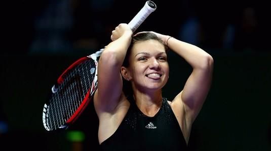 Simona Halep, nominalizată de WTA la titlul de jucătoarea anului. Cu cine se luptă
