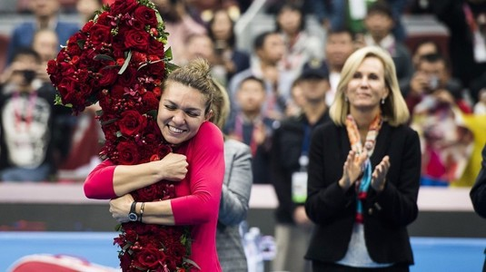 WOW. Ce CADOU a primit Simona Halep de la WTA! Are 450 de cai putere :)