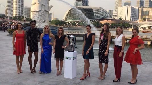 VIDEO | Simona Halep şi-a aflat adversarele de la Turneul Campioanelor