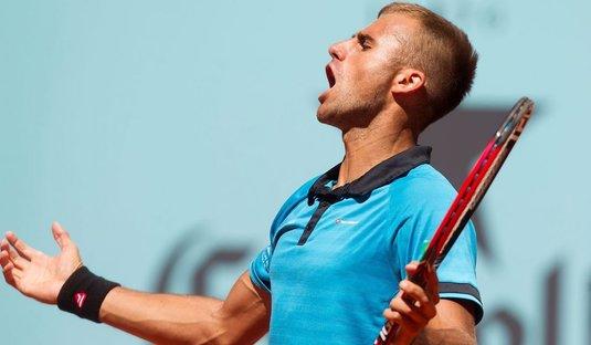 Marius Copil a coborât pe locul 78. Dezastru pentru echipa de Cupa Davis a României