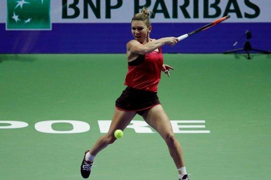 Bonus IMENS pentru Simona Halep, după ce a terminat anul primul loc. Câţi bani va încasa sportiva noastră!