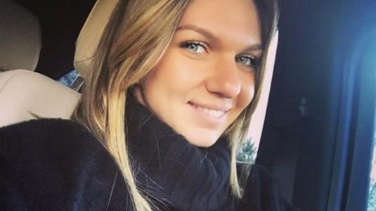 Simona Halep e în Bucureşti, dar n-a participat la Parada de 1 Decembrie. Ce a ţinut-o în casă pe sportiva noastră