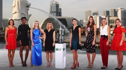 Simona Halep a ratat şi ultimul trofeu al anului. Cine i-a luat faţa liderului WTA în cursa pentru titlul mondial acordat de ITF