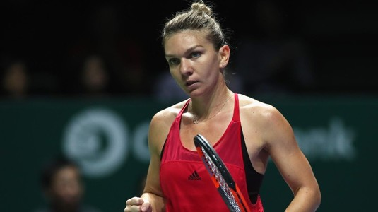WTA a publicat programul din luna ianuarie al jucătoarelor din TOP 30. Unde va juca Simona Halep înainte de Australian Open
