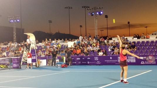 Simona Halep a învins-o pe Johanna Konta, în semifinalele turneului demonstrativ de la Hua Hin