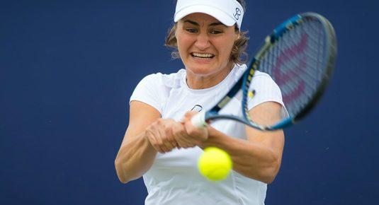 Monica Niculescu, eliminată în primul tur al turneului de la Shenzhen