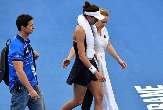 Veste excepţională pentru Halep! Muguruza e out, iar Simona va fi aproape sigur lider mondial la Australian Open