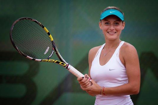 Stop joc pentru Ana Bogdan. A fost eliminată de la Shenzhen