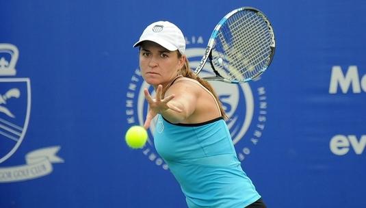 Alexandra Dulgheru s-a calificat în optimi la turneul ITF de la Playford