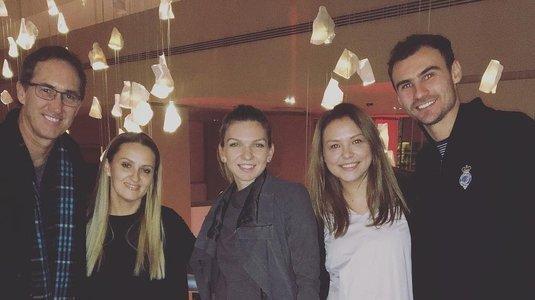Simona Halep, numărul unu mondial, are parte de tratament special! Cum au întâmpinat-o patronii restaurantelor din România