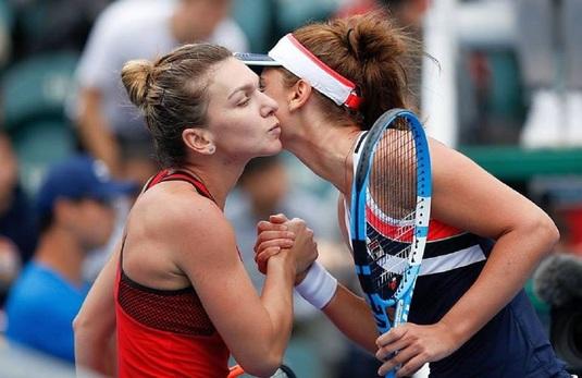 De neoprit! Simona Halep câştigă şi finala de dublu de la Shenzhen alături de Irina Begu