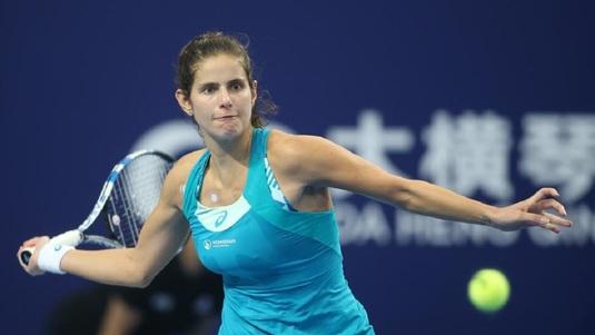 Julia Goerges a învins-o pe Caroline Wozniacki şi a câştigat turneul de la Auckland