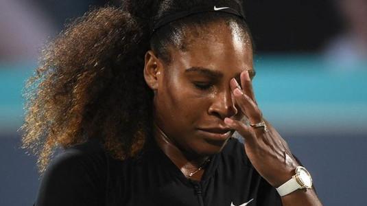 Motivul pentru care Serena Williams nu va participa la Australian Open
