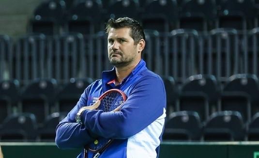 OFICIAL | Gabriel Trifu este noul căpitan nejucător al echipei de Cupa Davis a României