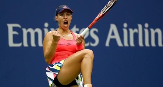 Angelique Kerber a învins-o pe Venus Williams, în optimi, la Sydney