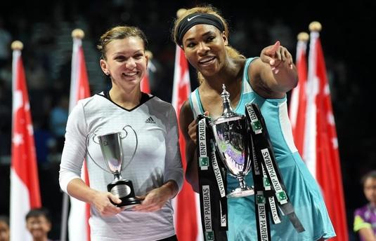 """""""Vin după tine!"""" Serena Williams, mesaj direct pentru """"rivala"""" Halep. De ce e convinsă că-i va """"lua"""" locul 1 WTA"""