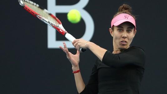 VIDEO   Mihaela Buzărnescu a pierdut prima sa finală WTA din carieră. Înfrângere în trei seturi cu Mertens