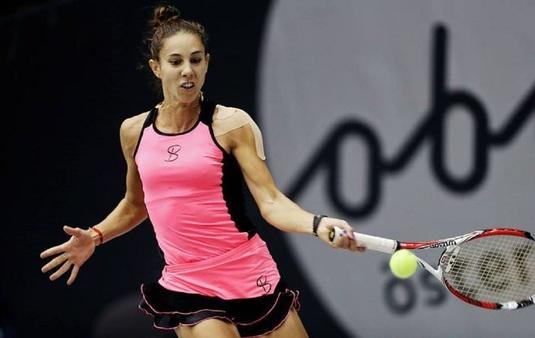 """Mihaela Buzărnescu, după ce a pierdut finala de la Hobart: """"Cred că aş putea fi un exemplu pentru alţi oameni"""""""