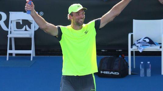Karlovici, cel mai vârstnic jucător calificat în turul doi de la Australian Open! Record după 40 de ani