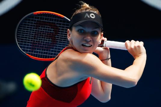 Nebunie la Australian Open! Halep - Lauren Davis 4-6, 6-4, 15-13. Simona s-a calificat după un meci care a durat 3 ore şi 45 de minute
