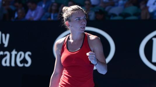 """WTA: """"Simona Halep, prea bună pentru Bouchard la Melbourne"""""""