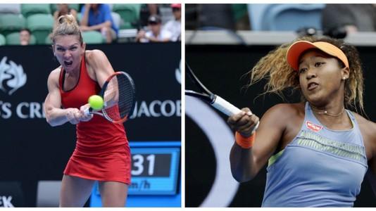 LIVE | Simona Halep vs Naomi Osaka, luni, după ora 08:00, în optimile de finală de la Australian Open. Vezi toate detaliile
