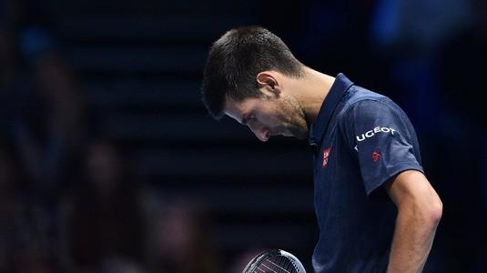 Surpriză colosală pe tabloul masculin de la Australian Open. Djokovic, eliminat în minimum de seturi
