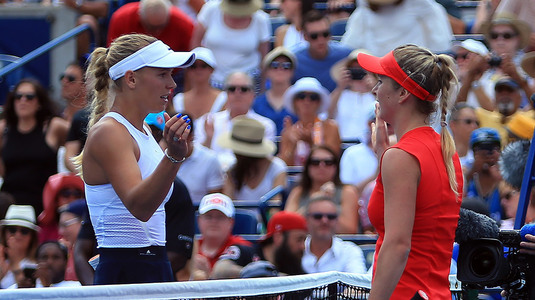 Simona Halep a scăpat de o rivală importantă. Svitolina a fost învinsă de Mertens!