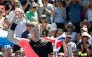 Surpriză mare pe tabloul masculin. Dimitrov a fost eliminat de un jucător clasat pe locul 49 ATP!