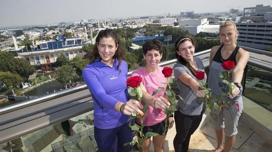 Până şi jucătoarele din circuitul WTA o văd favorită pe Simona Halep. Pe ce finală se mizează la Australian Open