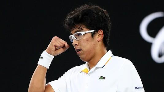 Avem un nou star al tenisului mondial! Hyeon Chung s-a calificat în semifinale la Australian Open
