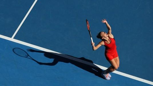 """""""Pentru mine contează"""". Simona Halep, interviu emoţionant la finalul meciului cu Pliskova. Ce se întâmpla în urmă cu exact 10 ani"""
