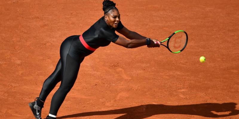"""O nouă """"nebunie"""" din partea Serenei, după ce a şocat la Roland Garros! Cum se îmbracă la US Open. FOTO"""